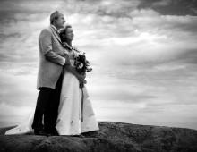 Bröllopsfotografering Arkösund Norrköping