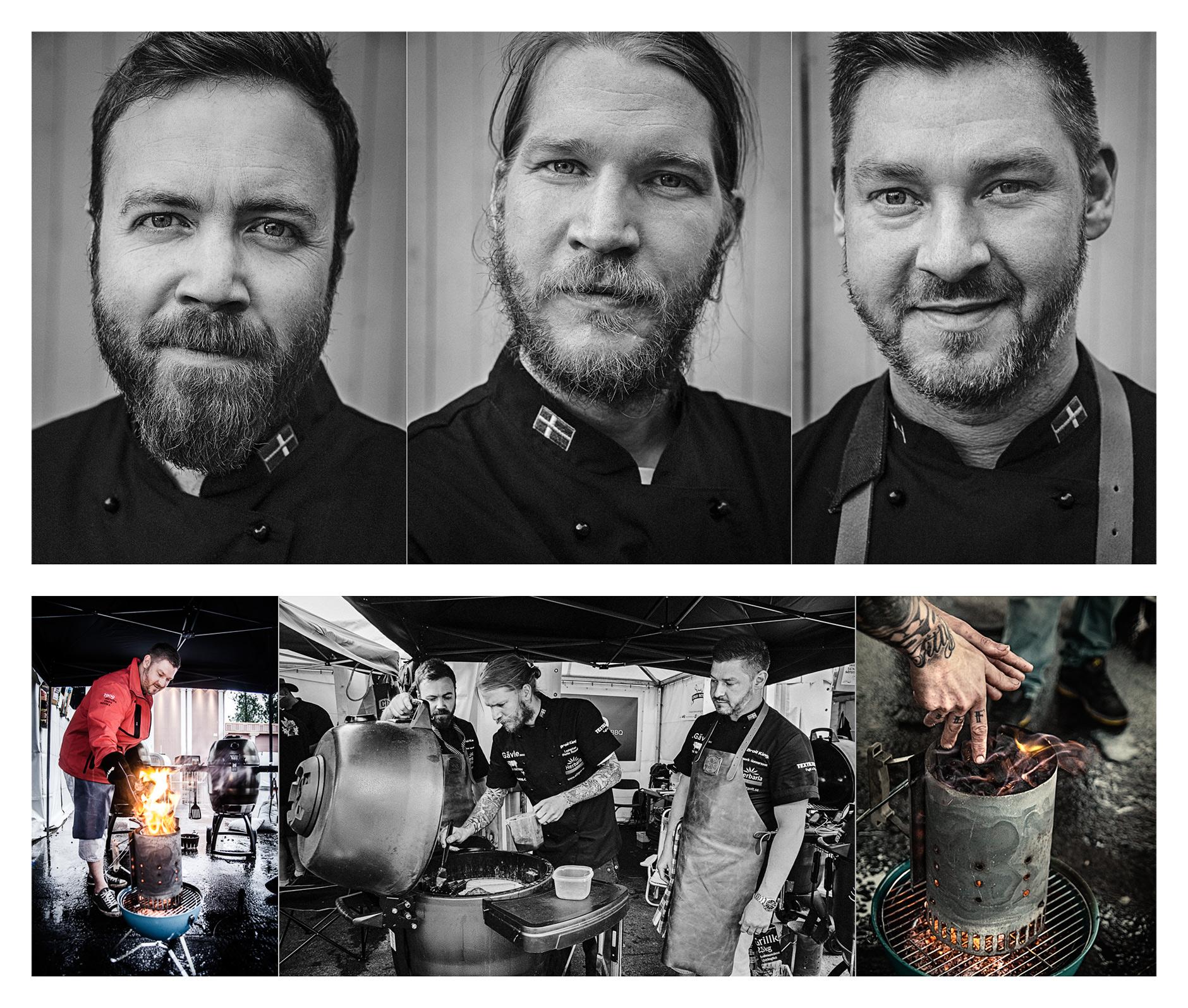 Bilder på Team Gävle BBQ