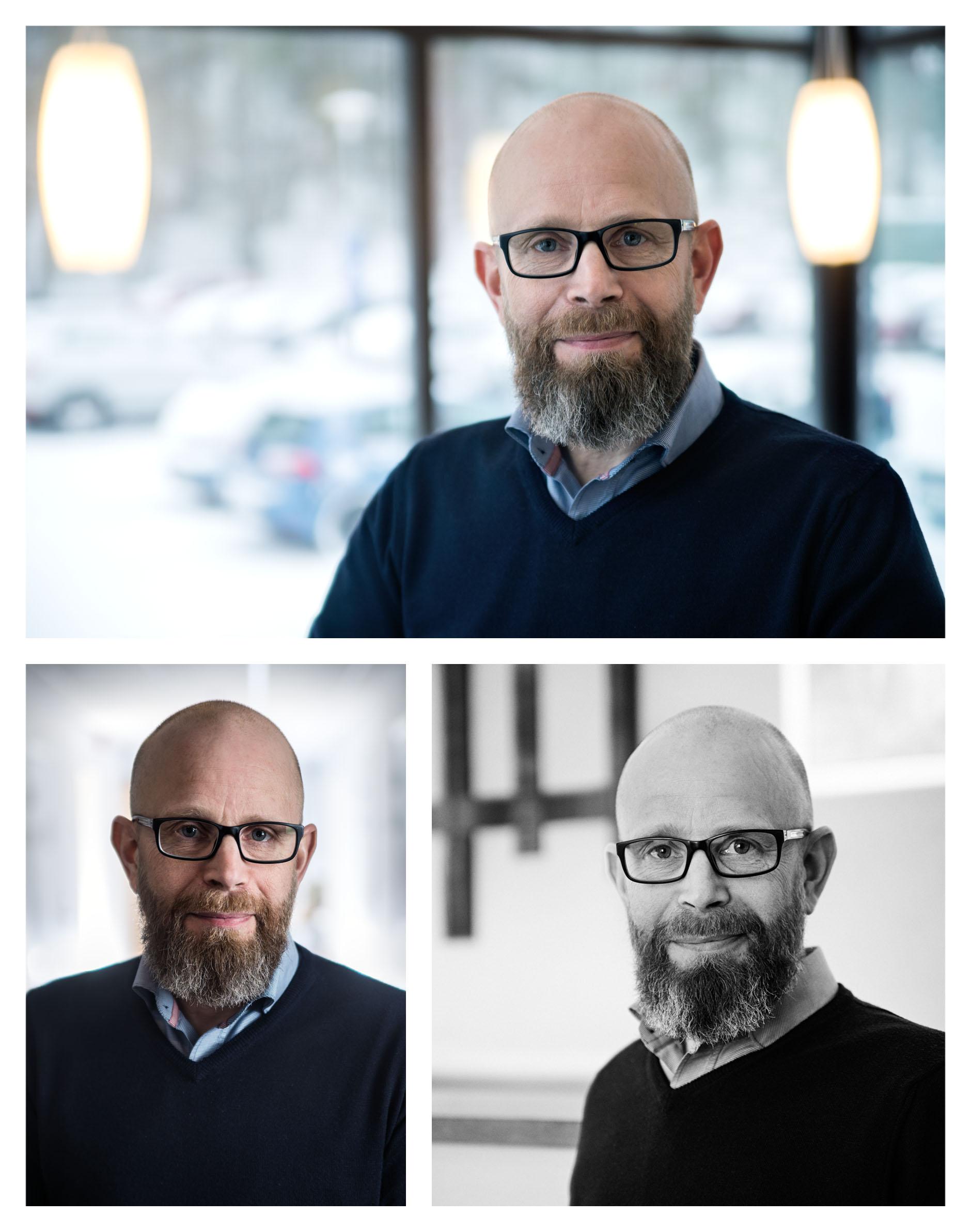 Porträttbild på Söderköpings kommunalråd