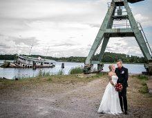 Bröllopsfotografering 2017